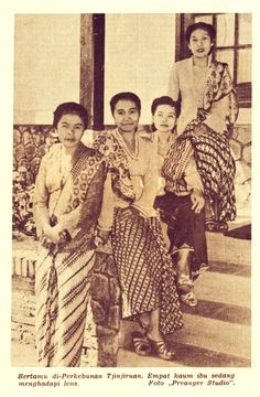 Bandung Tempo Dulu Indonesian Women, Indonesian Art, Vintage Photographs, Vintage Photos, Dutch East Indies, Javanese, Character Portraits, Historical Pictures, Old Pictures