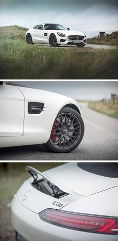 There's no such thing as bad weather with the right choice of vehicle! Pictures via www.addictedtolight.com and Mercedes-Benz Deutschland.  [Mercedes-AMG GT S   Combined fuel consumption: 9.6-9.4 l/100 km   Combined CO2 emission: 224-219 g/km   http://mb4.me/efficiency_statement]