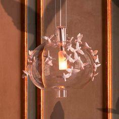 Freeze Frame Birds Pendant Light - Property Furniture
