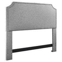 Mercury Row Luna Nail Trim Upholstered Headboard - See more at: http://www.decorist.com/find_detail/38328/mercury-row-luna-nail-trim-upholstered-headboard#sthash.YyHsvTET.dpuf