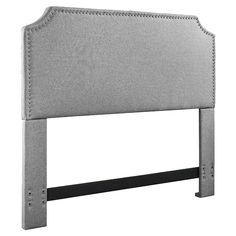 Mercury Row Luna Nail Trim Upholstered Headboard - See more at: http://www.decorist.com/find_detail/38328/mercury-row-luna-nail-trim-upholstered-headboard#sthash.YyHsvTET.dpuf