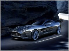 Aston martin one-77 - This will be the car I own that will let everyone know...HE'S MADE IT & DOING IT BIG!
