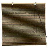Found it at Wayfair - Burnt Bamboo Roller Blind