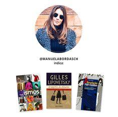 manuela bordasch indica livros de moda