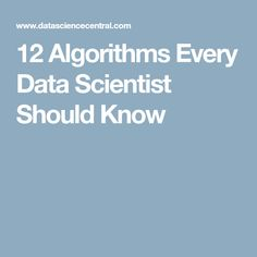 A rather comprehensive list of algorithms can be found here. Many are posted and available for free on Github or Stackexchange. Learn Computer Science, Computer Coding, Computer Programming, Programming Languages, Learn Programming, Python Programming, Computer Laptop, Computer Technology, Energy Technology