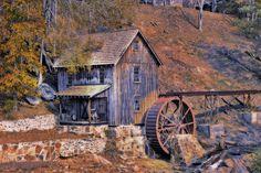 Gresham's Mill in Canton, GA
