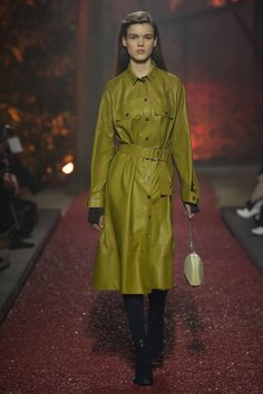 Hermès Fall 2018 Ready-to-Wear Collection - Vogue