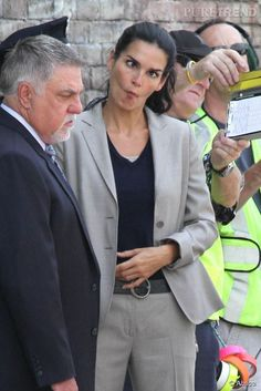Rizzoli & Isles 5x11 - If You Can't Stand The Heat | Behind the scenes