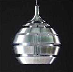 Cocoon hanglamp alu/alu Barware, New Homes, Ceiling Lights, Lighting, Pendant, Home Decor, Decoration Home, Room Decor, Hang Tags