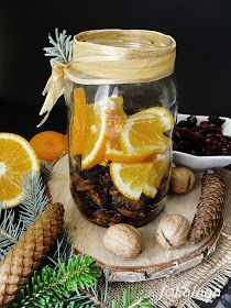 Ala piecze i gotuje: Nalewka świąteczna-bożonarodzeniowa Limoncello, Grilling, Crickets