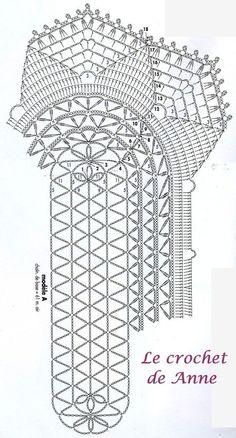 New crochet table runner diagram charts doily patterns ideas Motif Mandala Crochet, Crochet Snowflake Pattern, Crochet Doily Diagram, Crochet Chart, Crochet Patterns, Filet Crochet, Crochet Round, Crochet Home, Crochet Table Runner