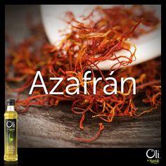El azafrán es una especia esencial para preparar paellas. Posee un aroma fuerte y exótico #SaborOli