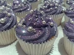 Glamour cupcakesss