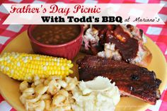 No-Fuss Father's Day Picnic with Todd's BBQ at Mariano's - Ravings By Rae