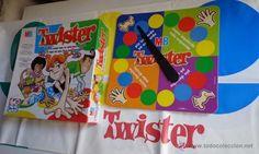 JUEGO ENREDOS - TWISTER (Juguetes - Juegos - Juegos de Mesa)