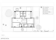 MR House,2nd Floor Plan