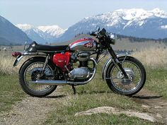 1969 BSA 650 Lightning. Made in the year of my birth;)