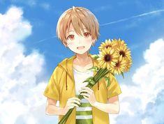 るぅと Cute Boy Drawing, Cute Drawings, Anime Child, Anime Art Girl, Kawaii Chibi, Kawaii Anime, Cute Anime Boy, Anime Guys, Manga