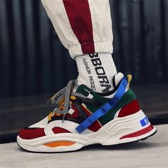INS Vintage dad sneakers 2019 kanye west 700 light breathable men casual shoes Dad Sneakers, Sneakers Mode, Sneakers Fashion, Fashion Shoes, Mens Fashion, Sneakers Adidas, Winter Sneakers, Summer Sneakers, Kanye West