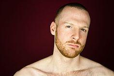 Tim Kruger ginger beard