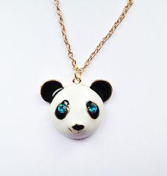 Panda Head Necklace £4