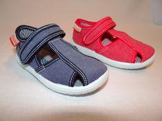 tallas del 20 al 26 zapatilla en lona para niños