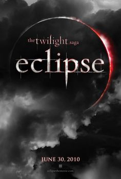 Eclipse teaser movie poster