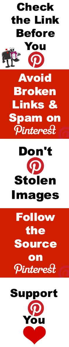Pinterest Tip: 4 Reasons To Check The Link Before You Pin http://freebies4mom.com/2013/03/21/pinlinks/