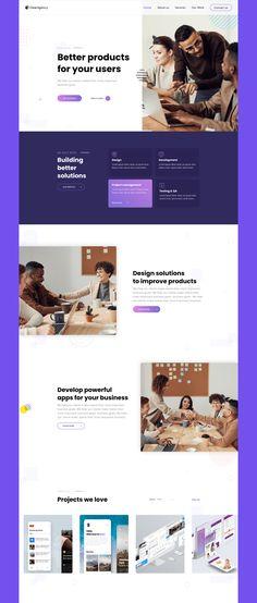 Web Design Software, Web Design Agency, Design Agency Website, Website Design Services, Ux Design, It Company Website, Web Company, Corporate Website Design, Website Design Layout