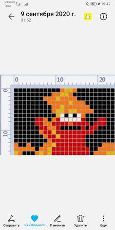 Cross Stitch Art, Cross Stitch Designs, Cross Stitching, Cross Stitch Patterns, Minecraft Pixel Art, Minecraft Designs, Diy Perler Beads, Perler Bead Art, Kandi Patterns