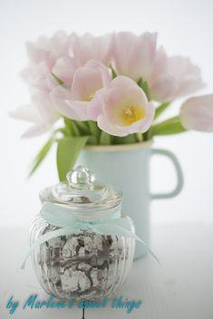 Marlene's sweet things: Schokoladen-Amaretti