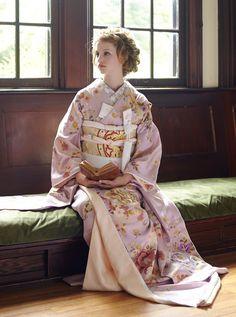 Hiki-Furisode: Wedding kimono