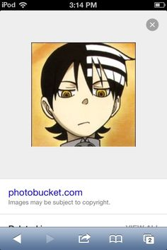 Death the kid  ( hottest anime   Boy of all time)