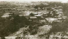 大正期-芦屋全景 Taisho Era, Vintage Photos, Japan, City, Outdoor, Outdoors, Cities, Outdoor Games, The Great Outdoors