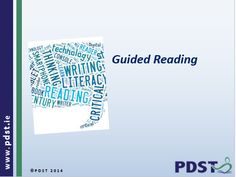 Guided Reading | PDST Running Records, Guided Reading, Tech Companies, Literacy, Books To Read, Writer, Company Logo, Learning, Digital