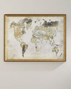 Large world map push pin poster printworld map art printworld map got the whole world in his hand gumiabroncs Image collections