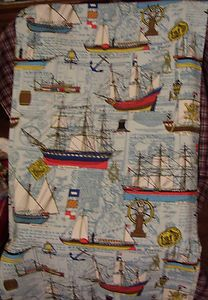 VINTAGE NAUTICAL SHIPS BOATS