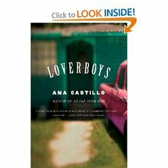Loverboys by Ana Castillo. $13.95. Publication: July 17, 2008. Publisher: W. W. Norton & Company; Reprint edition (July 17, 2008)