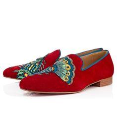 Shoes - Henri Tattoo Lobster Flat - Christian Louboutin