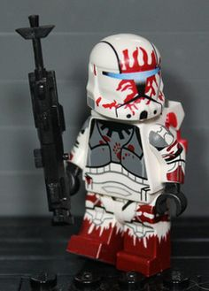 Clone Army Customs | Commando Sev