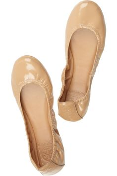 Tony Burch Patent Leather Ballet flats.. appx $180