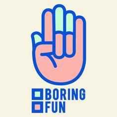 [   ] boring [ X ] fun / wesley bird