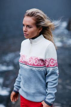 DALE OF NORWAY | St. Moritz women's sweater | Shop now at Daleofnorway.com