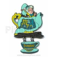 Pin 47990 DLR - Featured Artist Collection 2006 - Mad Hatter