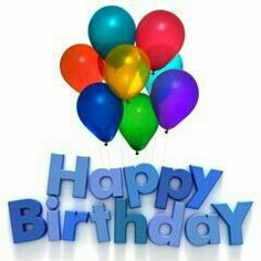 Happy Birthday letters only on fridge Happy Birthday Ballons, Birthday Wishes For Kids, Birthday Blessings, Happy Birthday Pictures, Very Happy Birthday, Happy Birthday Quotes, Happy Birthday Greetings, Birthday Messages, Birthday Fun