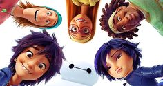 The BH6 Gang Says Hello! I'm so excited for this movie you guys don't even understand! :D