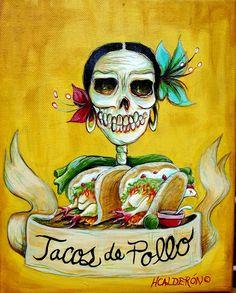 'Tacos de Pollo'