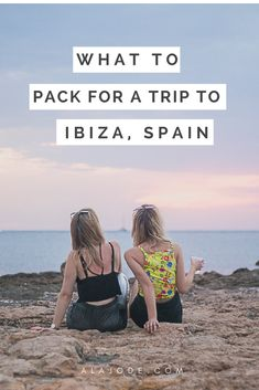 Going on holiday to Ibiza and not sure what to packing? This packing guide will help you with everything you need to know about packing for Ibiza. As you'll find out, choosing what to wear in Ibiza is simpler than you might think.