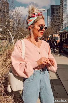 Pretty in pink // Get with us and receive off your next order wit. Pretty in pink / Mode Outfits, Fall Outfits, Casual Outfits, Summer Outfits, Spring Fashion Outfits, Fashion Beauty, Fashion Tips, Fashion Trends, Fashion Ideas