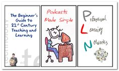 3 PD ebooks - Guide to Tech, Podcasts & PLNs